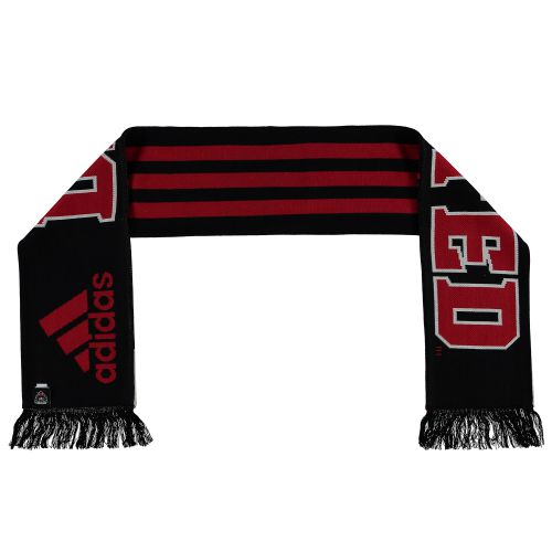 DC United Jacquard Scarf - Red