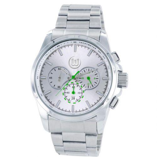 VfL Wolfsburg Chronograph - Stainless Steel Watch