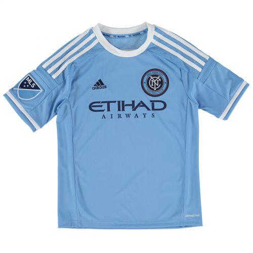 New York City FC Home Shirt 2015-16 - Kids