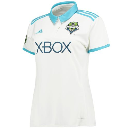 Seattle Sounders Away Shirt 2017-18 - Womens