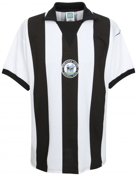 Newcastle United 1976 Shirt