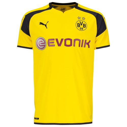 BVB International Home Shirt 2016-17 - Outsize with Durm 37 printing