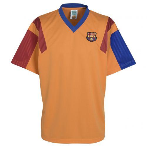 Barcelona 1992 Away Retro Shirt