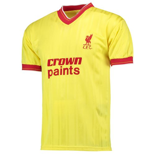 Liverpool 1986 Away Shirt
