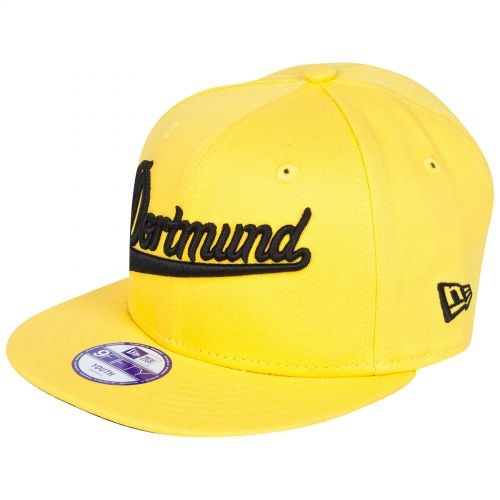 BVB 9FIFTY Dortmund Cap - Yellow/Black - Junior