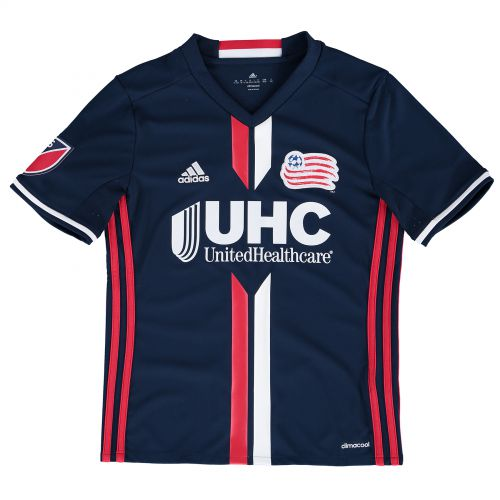 New England Revolution Home Shirt 2016 - Kids