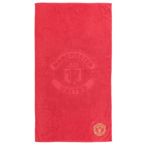 Manchester United Jacquard Towel