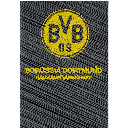 BVB Homework Notebook
