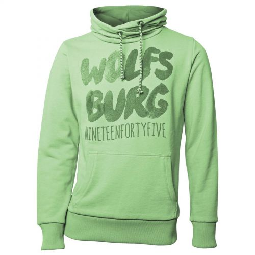 VfL Wolfsburg Graphic Hoodie - Green - Girls