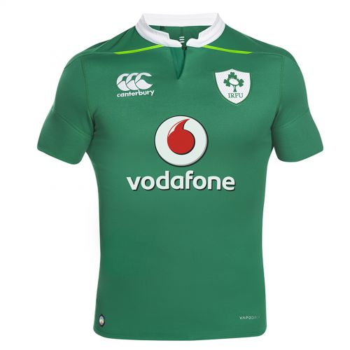 Ireland Rugby VapoDri+ Home Test Rugby Shirt