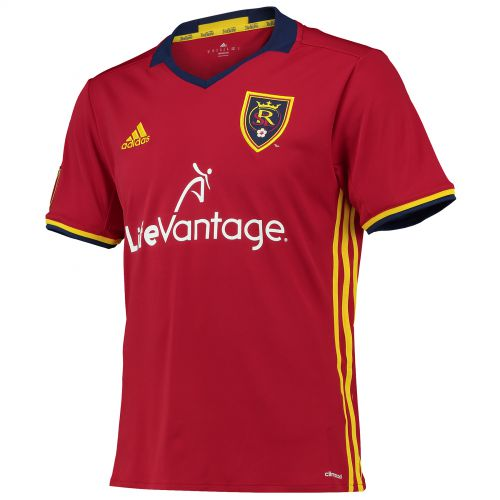 Real Salt Lake Home Shirt 2016