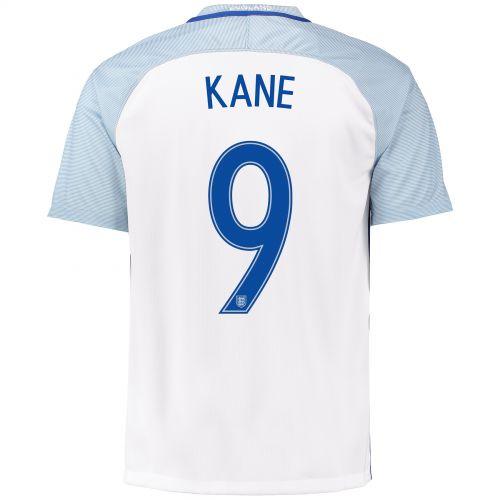 England Home Shirt 2016 with Kane 9 printing