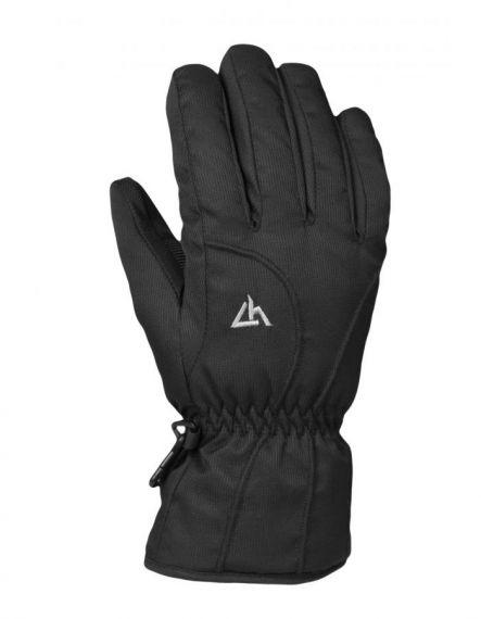 Lhotse Дамски ски ръкавици Embiez - Черно