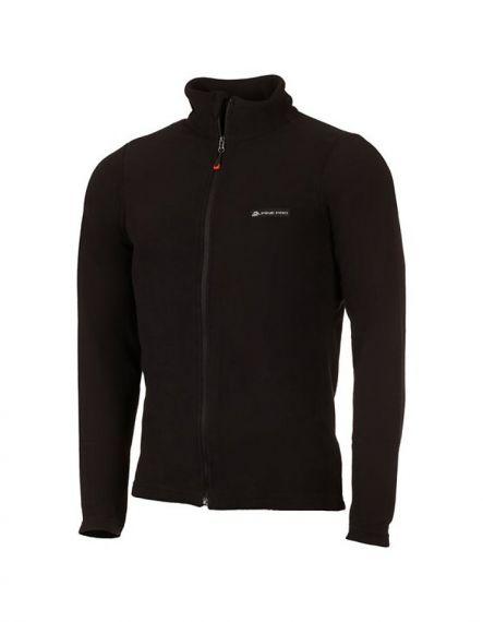 Alpine Pro Мъжки полар KIER Black - Черно
