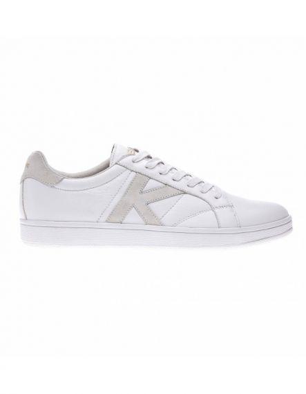 KELME Обувки Omaha Leather 16815-6 - Бяло
