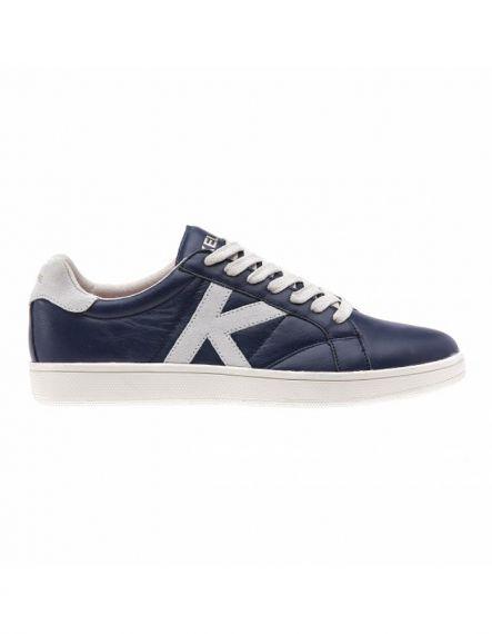 KELME Обувки Omaha Leather 16815-107 - Синьо
