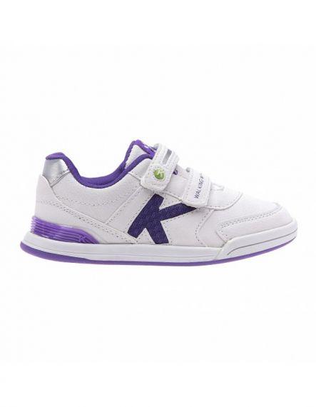 KELME Детски обувки Tech 17072-137 - Бяло
