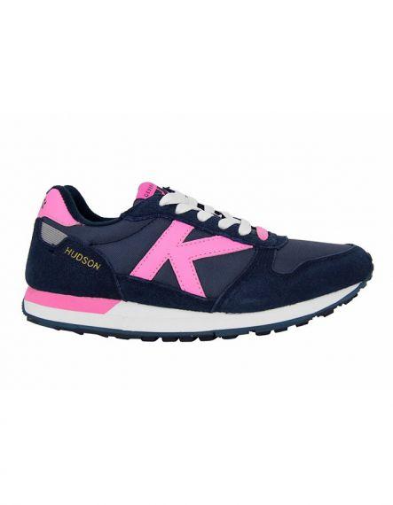 KELME Обувки Hudson 46817-662 - Синьо