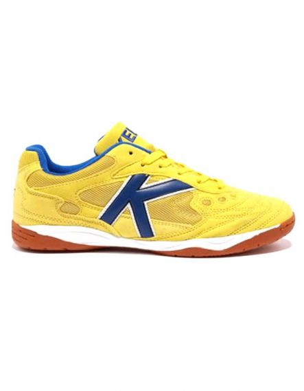 Kelme Маратонки Indoor Copa Yellow - Жълто