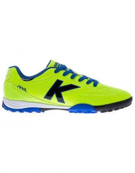 KELME Футболни обувки K-Final Turf 55683-402 - Зелено