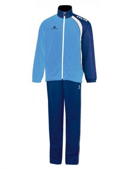 Kelme Спортен екип Cartago Tracksuit Training 71521-174 Light Blue - Синьо
