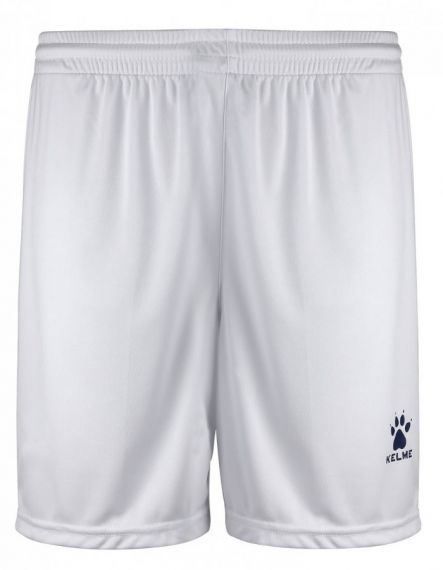 Kelme Kъси панталони Global Basic Short 75053-6 White - Бяло