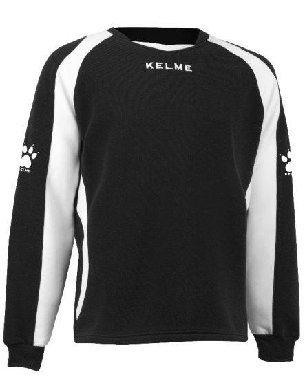 KELME Спортна блуза Saba Sweatshirt Black - Черно