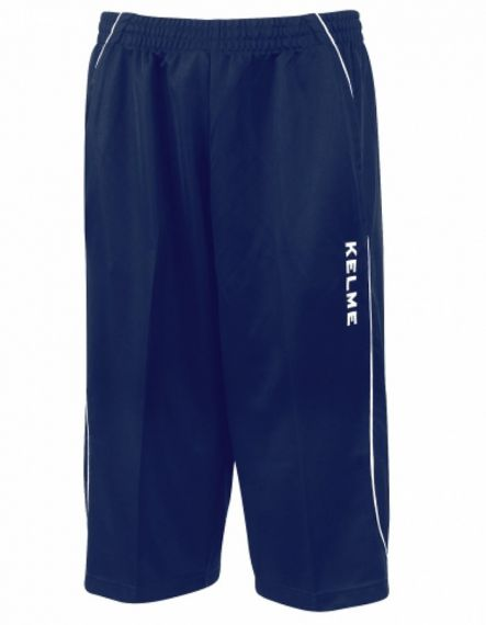 Kelme Къси панталони Saba 3/4 Pant Training 75521-107 Navy - Синьо
