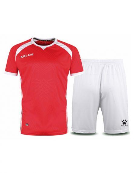 KELME Футболен екип Premium Set 78151-130 Red - Червено