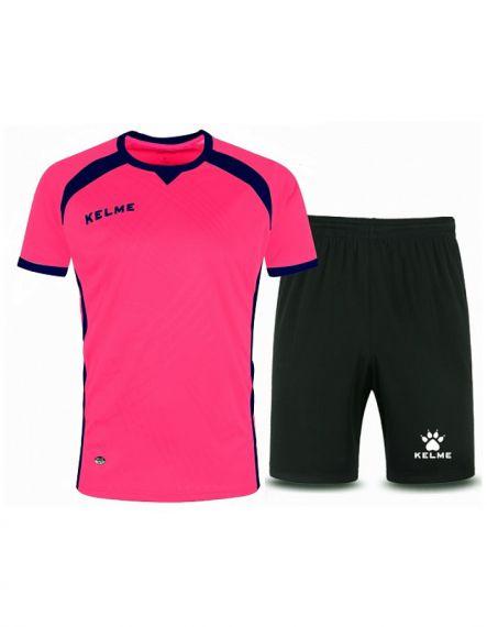 KELME Футболен екип Premium Set 78151-154 Fuchsia - Розово