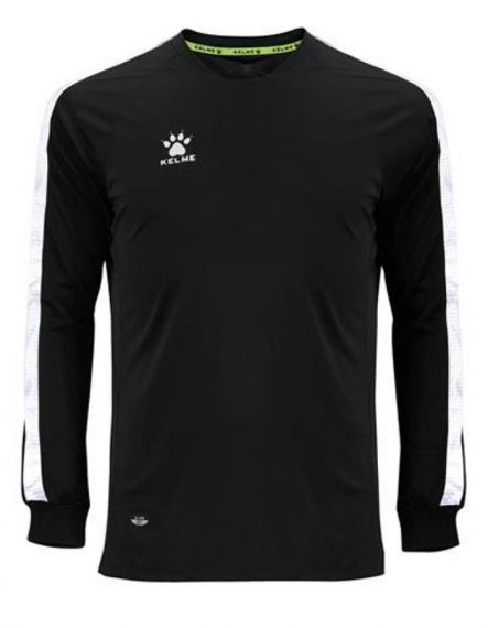 Kelme Блуза Global M/L Jersey 78167-26 Black - Черно