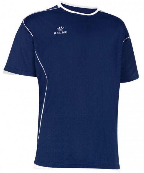 Kelme Тениска Mundial S/S Jersey 78401-107 Navy - Синьо