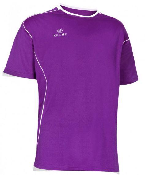 Kelme Тениска Mundial S/S Jersey 78401-156 Purple - Лилаво