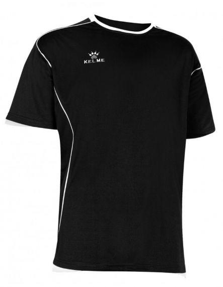 Kelme Тениска Mundial S/S Jersey 78401-26 Black - Черно