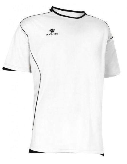 Kelme Тениска Mundial S/S Jersey 78401-6 White - Бяло
