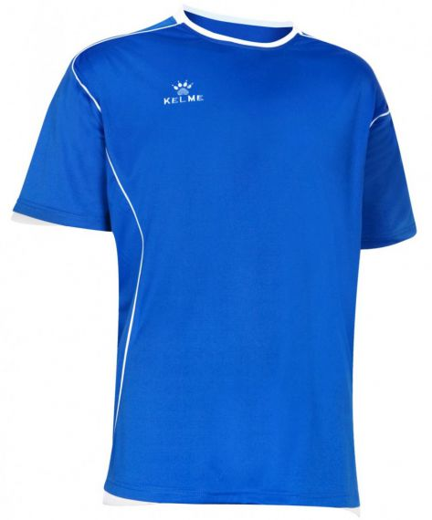 Kelme Тениска Mundial S/S Jersey 78401-703 Royal - Синьо