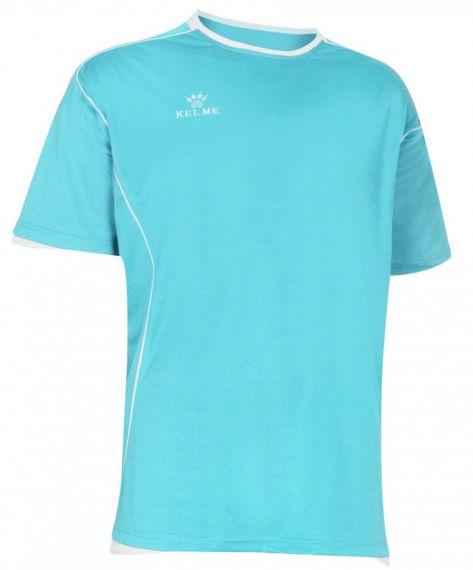 Kelme Тениска Mundial S/S Jersey 78401-74 Light Blue - Синьо
