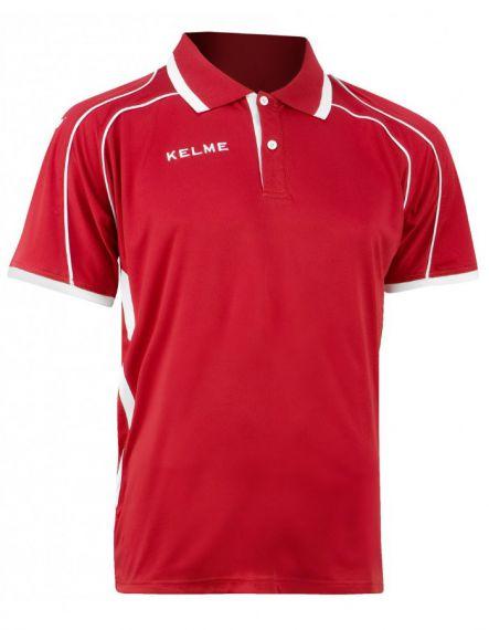 KELME Тениска Saba S/S Polo Training 78414-130 Red - Червено