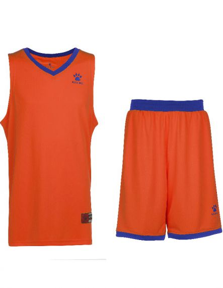 Kelme Баскетболен екип Over Set Basketball 80702-227 Orange - Оранжево