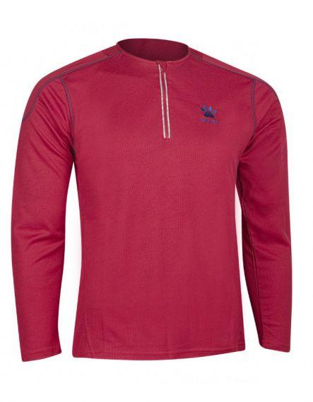 Kelme Блуза Sudadera 80863-130 Red - Червено
