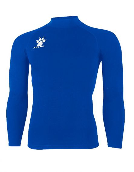 Kelme Блуза Thermic Underwear L/S T-Shirt 98813-703 Royal - Синьо