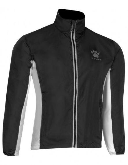 KELME Яке Lider Unisex Training Jacket 89145-26 Black - Черно
