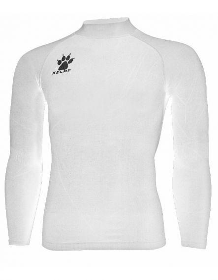 Kelme Блуза Thermic Underwear L/S T-Shirt 98813-6 White - Бяла