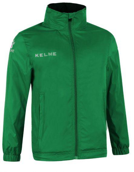 KELME Яке Sur Rain Jacket Training 93099-73 Green - Зелено