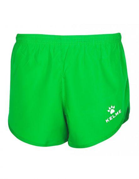 Kelme Къси панталони Lider Competition Short 87351-73 Green - Зелено