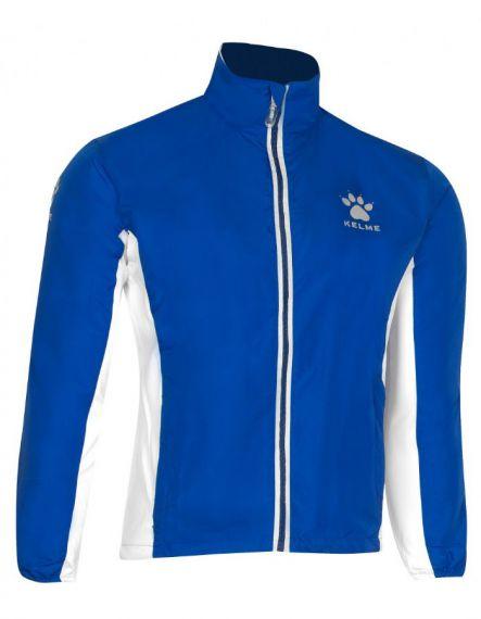 KELME Яке Lider Unisex Training Jacket 89145-3 Blie - Синьо