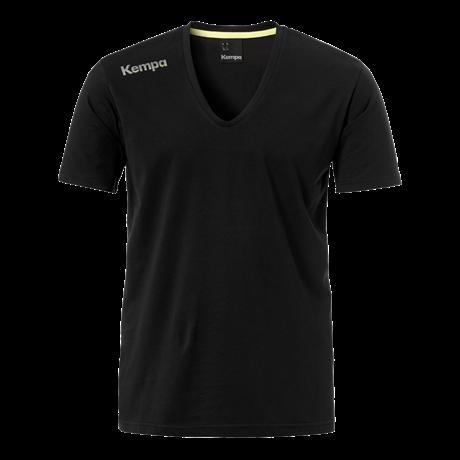 Core Cotton T-shirt V-neck