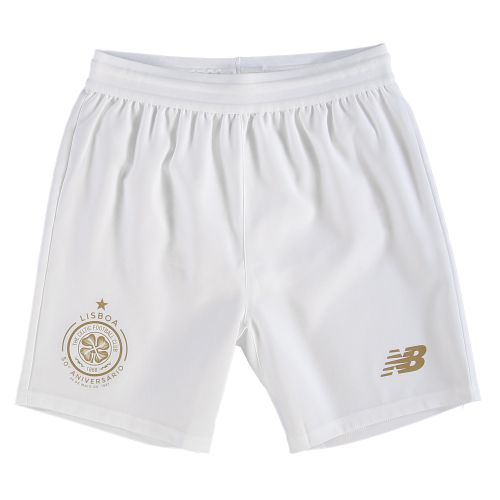 Celtic Home Shorts 2017-18 - Kids