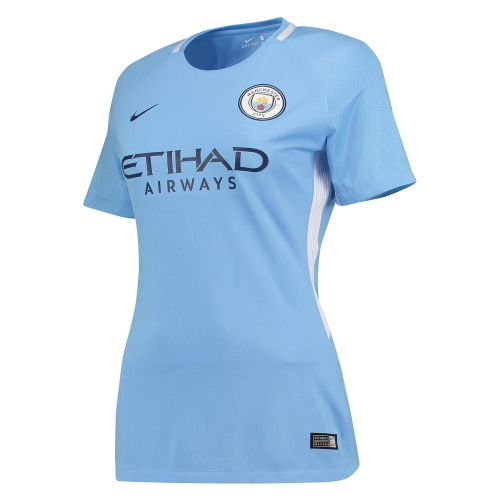 Manchester City Home Stadium Shirt 2017-18 - Womens