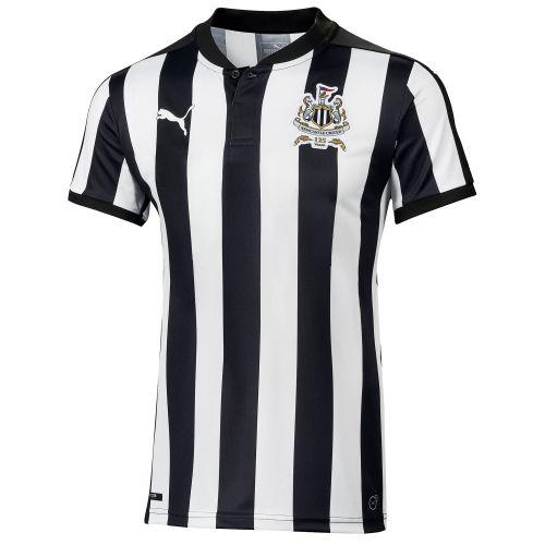 Newcastle United Home Shirt 2017-18 - Kids with Atsu 30 printing